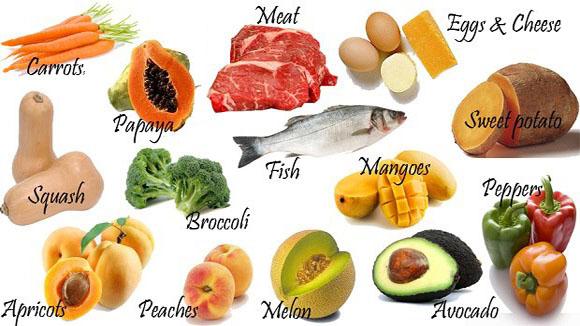 Vitamin B12 Rich Food