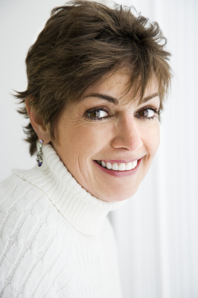 chic short hairstyles for women Pat chic look