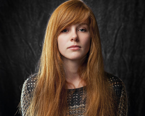 easy hairstyles for long thick hair Fringes on thick hair