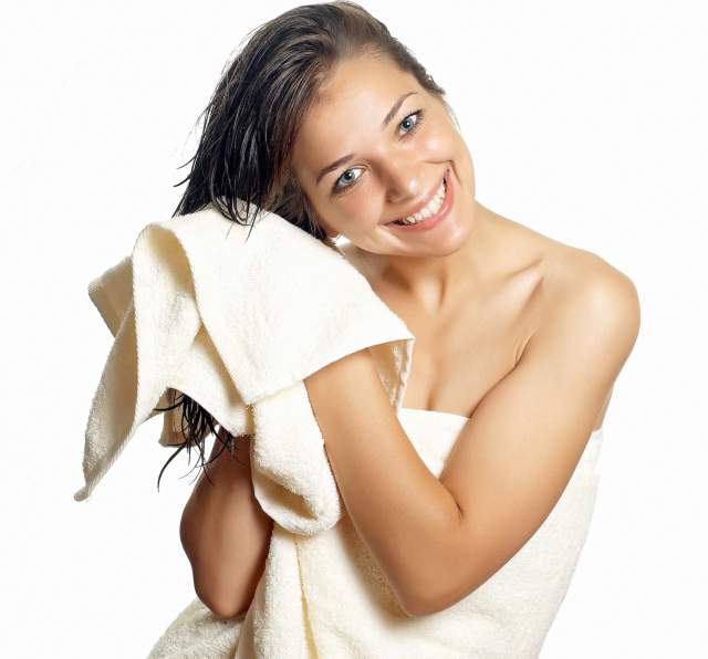 Tips and Tricks To Have A Faster Hair Growth-Avoid Towel Wrap