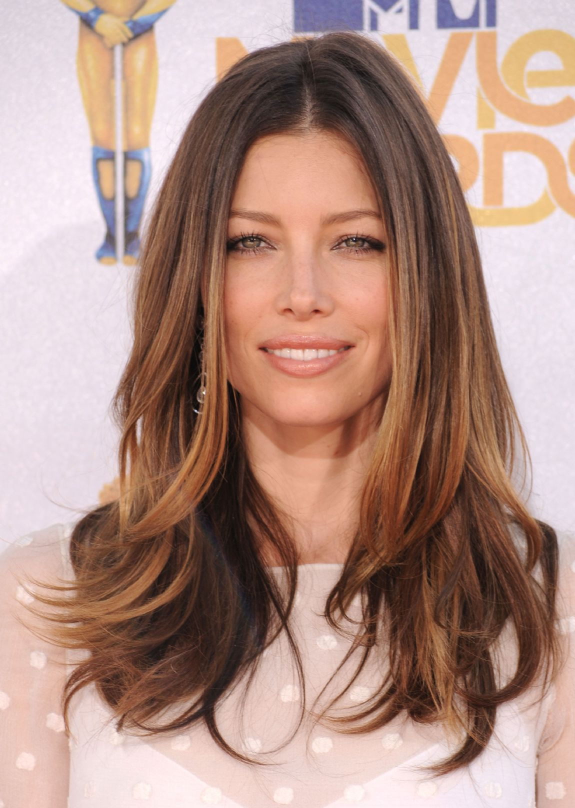 hair colors for women Glossy ombre