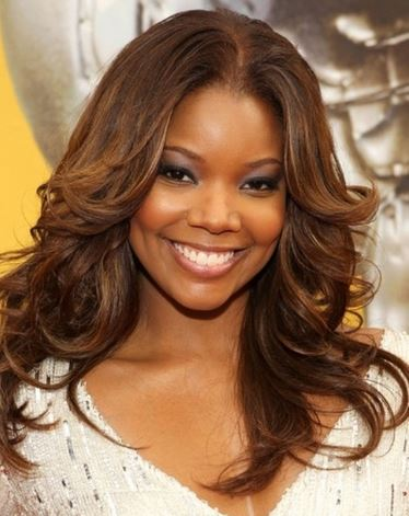 hair colors for women Toffee ombre