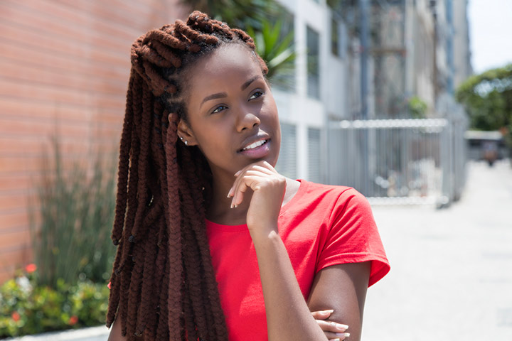 12. Cute Hairstyles for Black Girls Dreadlocks