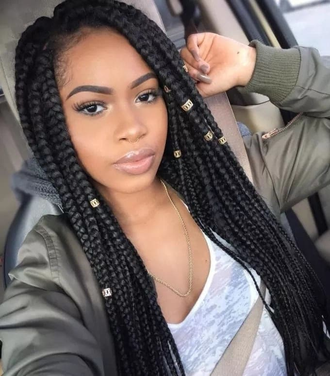 box braid