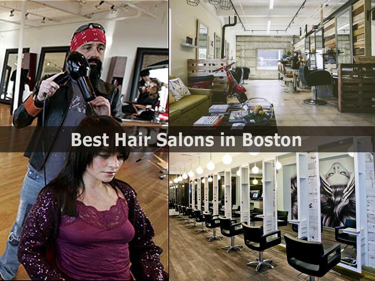 Best Hair Salon Boston