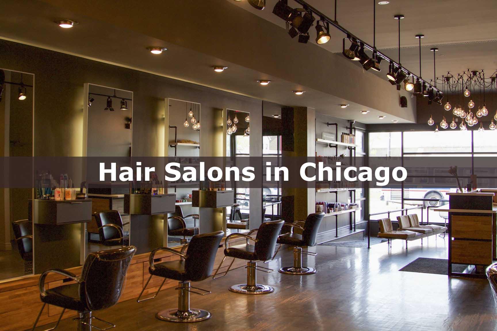 Best Hair Salons in Chicago