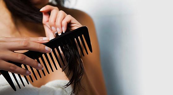 Hair Combing