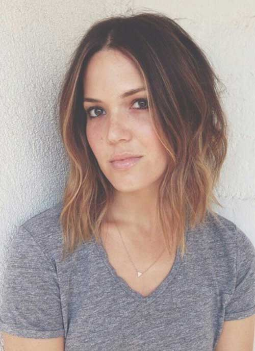 Most Trending Short Hairstyles of 2021 Long bob