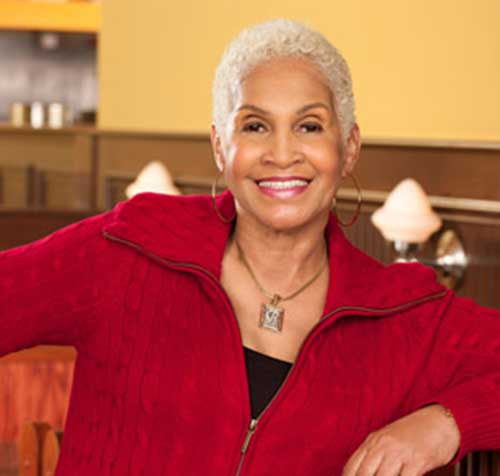 Short hairstyles for black women above 50 short and natural