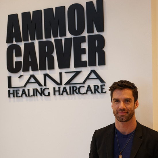 best hair salons in New York City Ammon Carver Studio