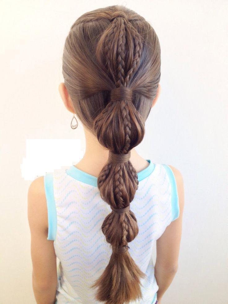 braids style for kids amazing braided hairdo