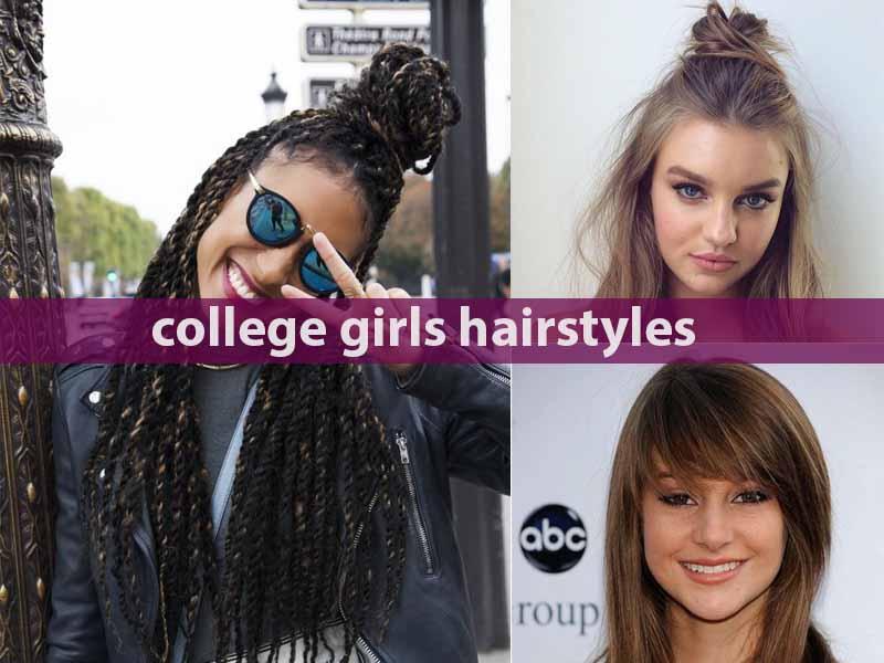 college girls hairstyles