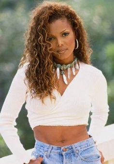 long hairstyles for black women Wavy princess look
