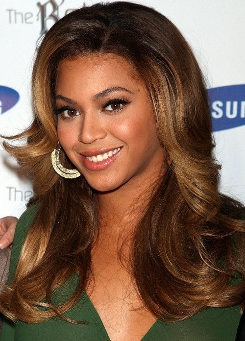 long hairstyles for black womenClassy Long textured waves