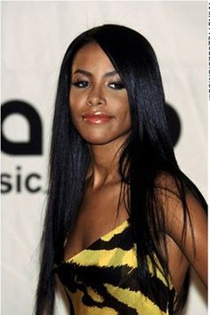 long hairstyles for black womenLong grudge hair look
