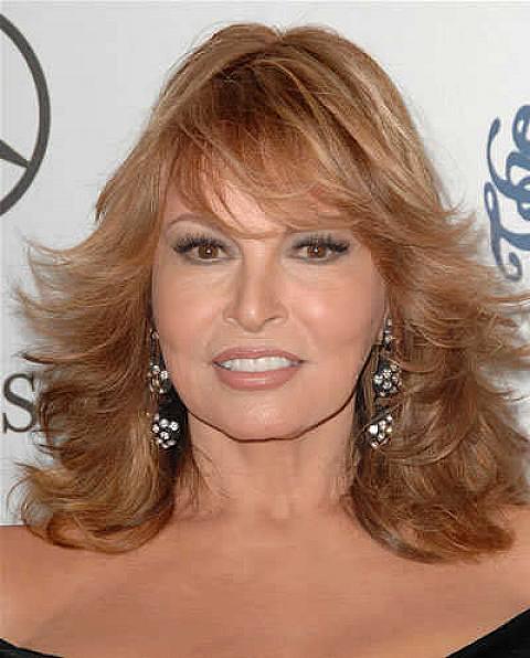 medium hairstyles for women over 40 with fine hair choppy hairdo