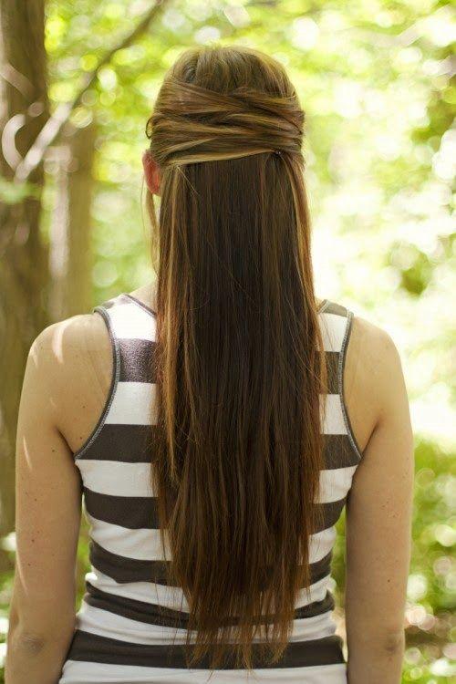 cris cross hairstyle