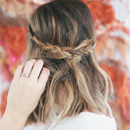 connecting braids
