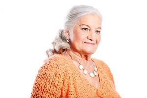 Grey pony - Haircut for Women Over age 50