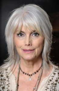 Layered fridge hairstyle - Hairstyles for Women Over age 50
