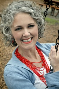 Springy messy curls - Hairstyles for Women Over age 50