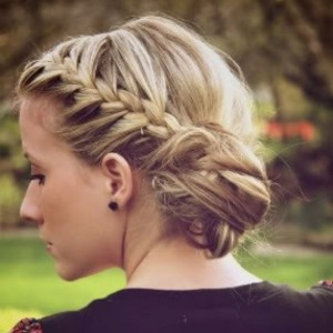 french-braid-hairstyles-for-women-braided-side-bun
