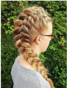 french-braids-hairstyles-for-women-basic-dutch-braid
