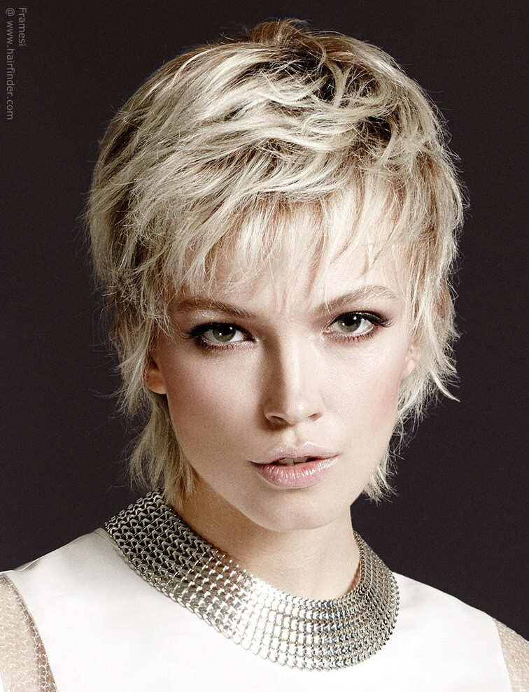 Short Hairstyles for older ladies - Hairstyle For Women