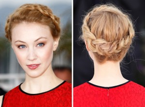 wedding-hairstyles-for-women-with-long-hair-milk-maid-braid