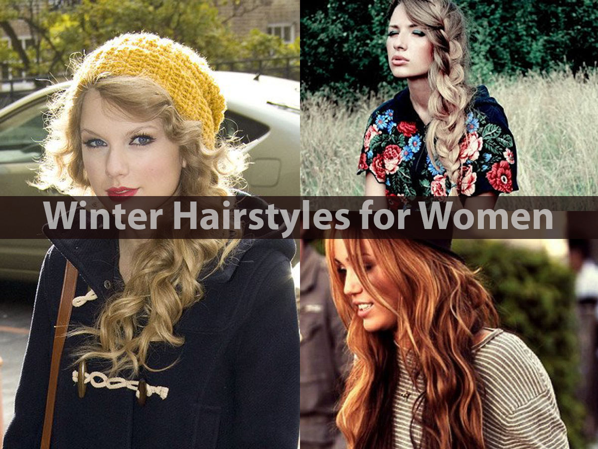 Winter Hairstyles for Women