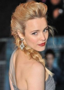 hairstyles-for-thin-hair-pony-with-bouffant