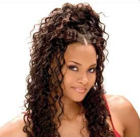 long-hairstyles-for-black-women-Naughty spirals