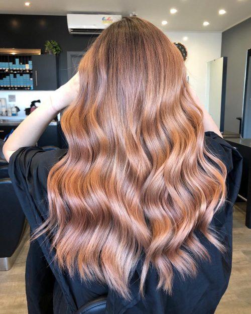 wave curls