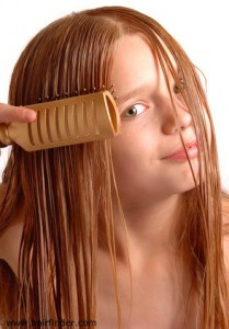 brushing-for-growth-of-hair