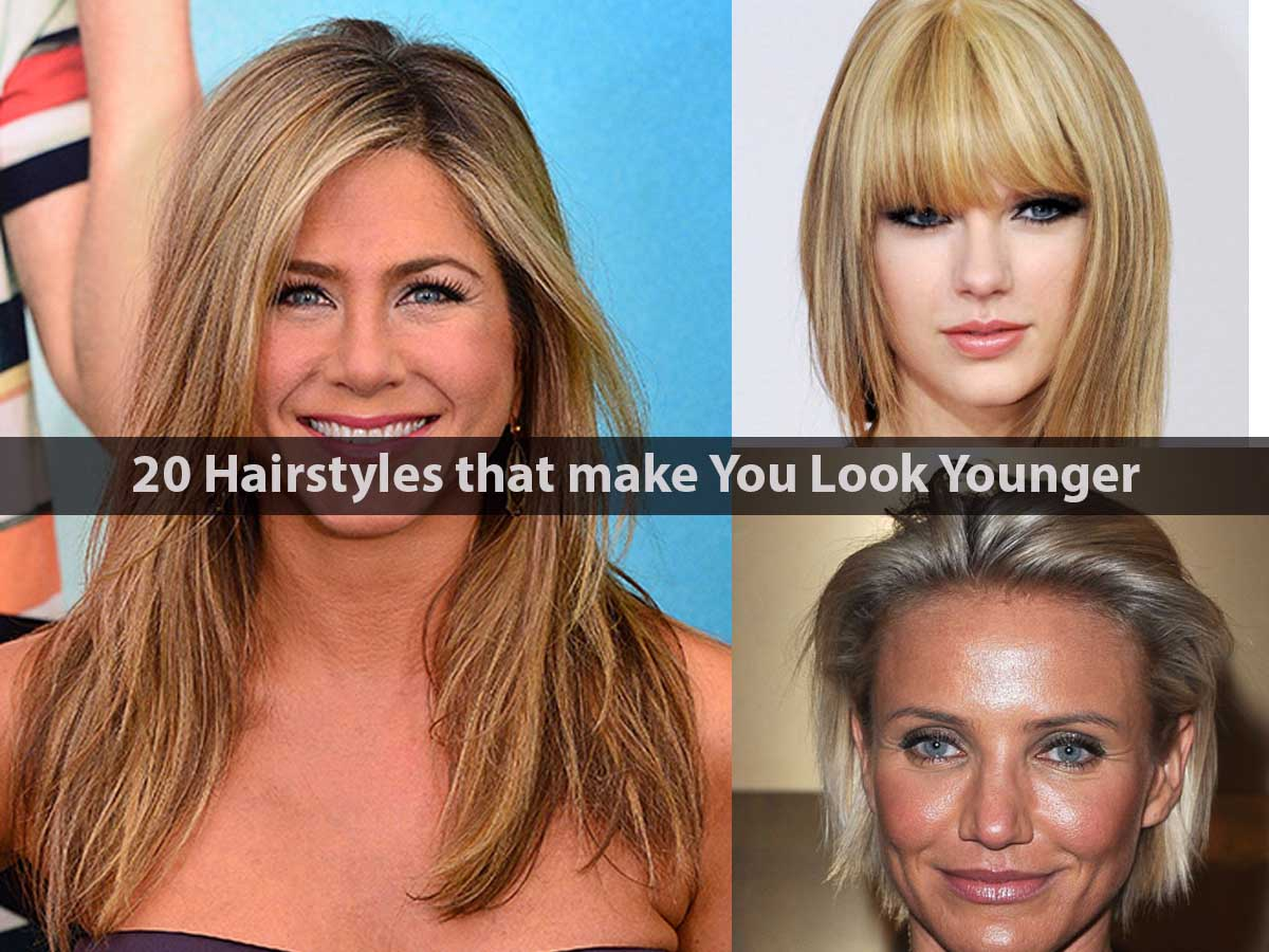 20-Hairstyles-that-make-You-Look-Younger