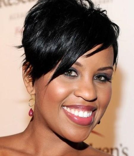 Bob Hairstyles for Black Women Chic bob cut