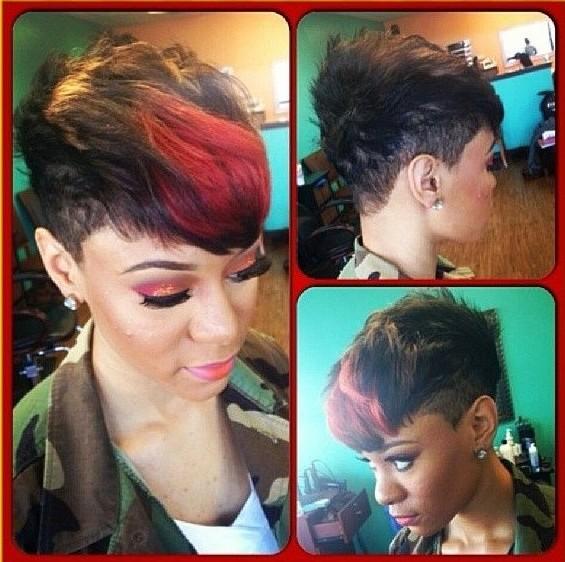 Bob Hairstyles for Black Women Highlights on bob
