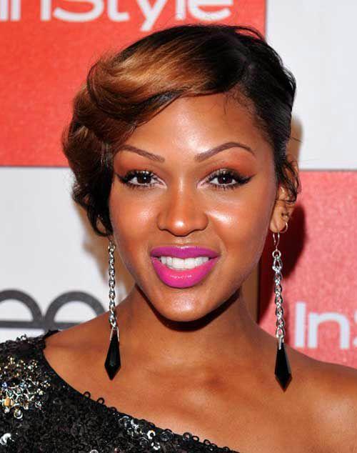 Bob Hairstyles for Black Women Ombre bob cut