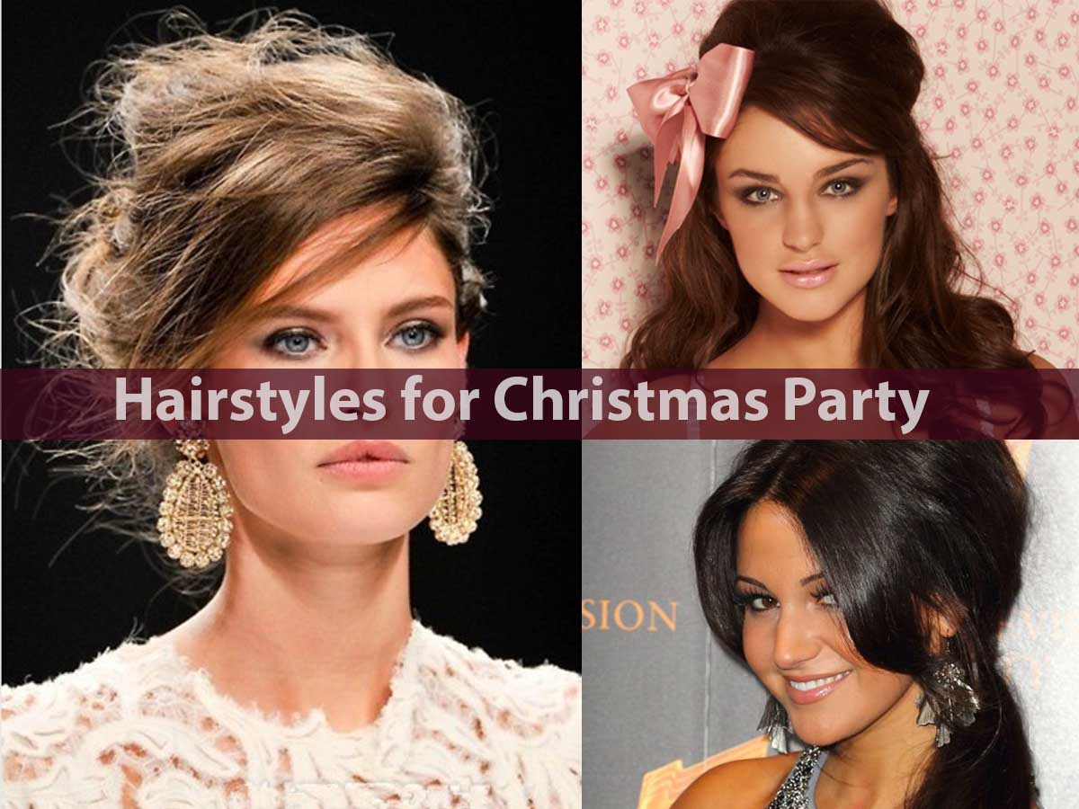 Hairstyles-for-Christmas-Party
