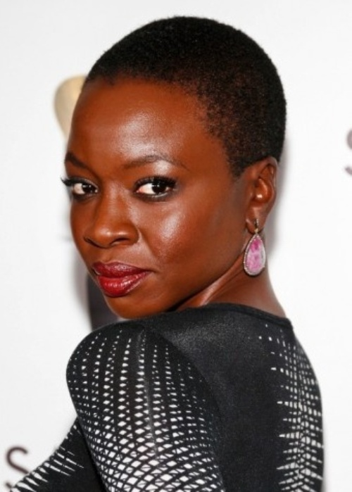 Natural Hairstyles for African, American Women Crew cut