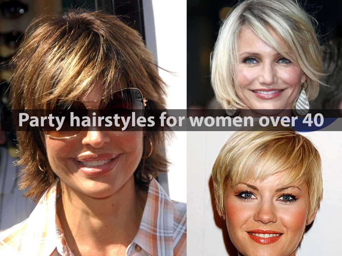 Party-hairstyles-for-women-over-40