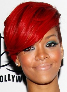 fiery-red-bob-with-layers-african-american-short-hairstyles