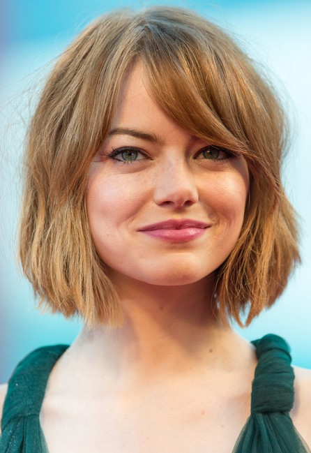 latest short haircuts for women Emma