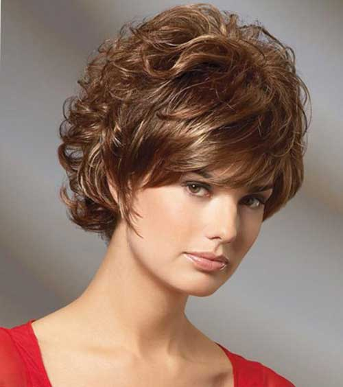 latest short hairstyle for women Shalimar