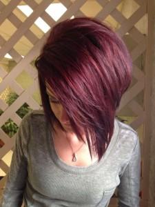 medium-red-color-bob-haircut