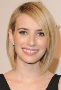 sliked-bob-cut-with-bangs
